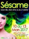Salon Sésame du 10 au 13 mars au Parc Expo de Nîmes